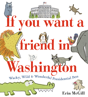 If You Want a Friend in Washington by Erin McGill