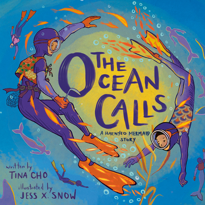 The Ocean Calls by Tina Cho