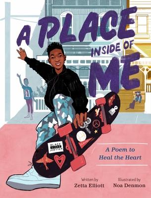 A Place Inside of Me by Zetta Elliott