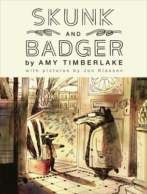 Skunk and Badger by Amy Timberlake