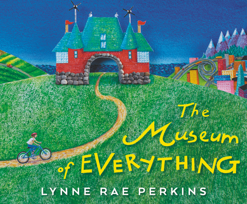 Cover image for The Museum of Everything.